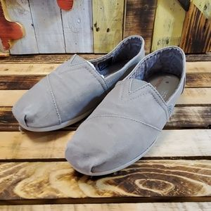 Bobs Memory Foam Women's Size 6.5 Light Gray